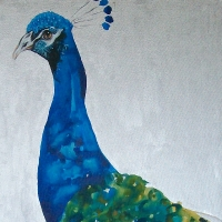 Shake Your Tail Feathers 24x48